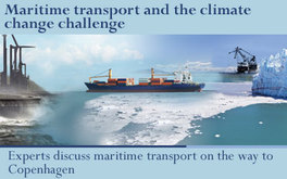 UNCTAD Expert Meeting on Maritime Transport and the Climate Change Challenge